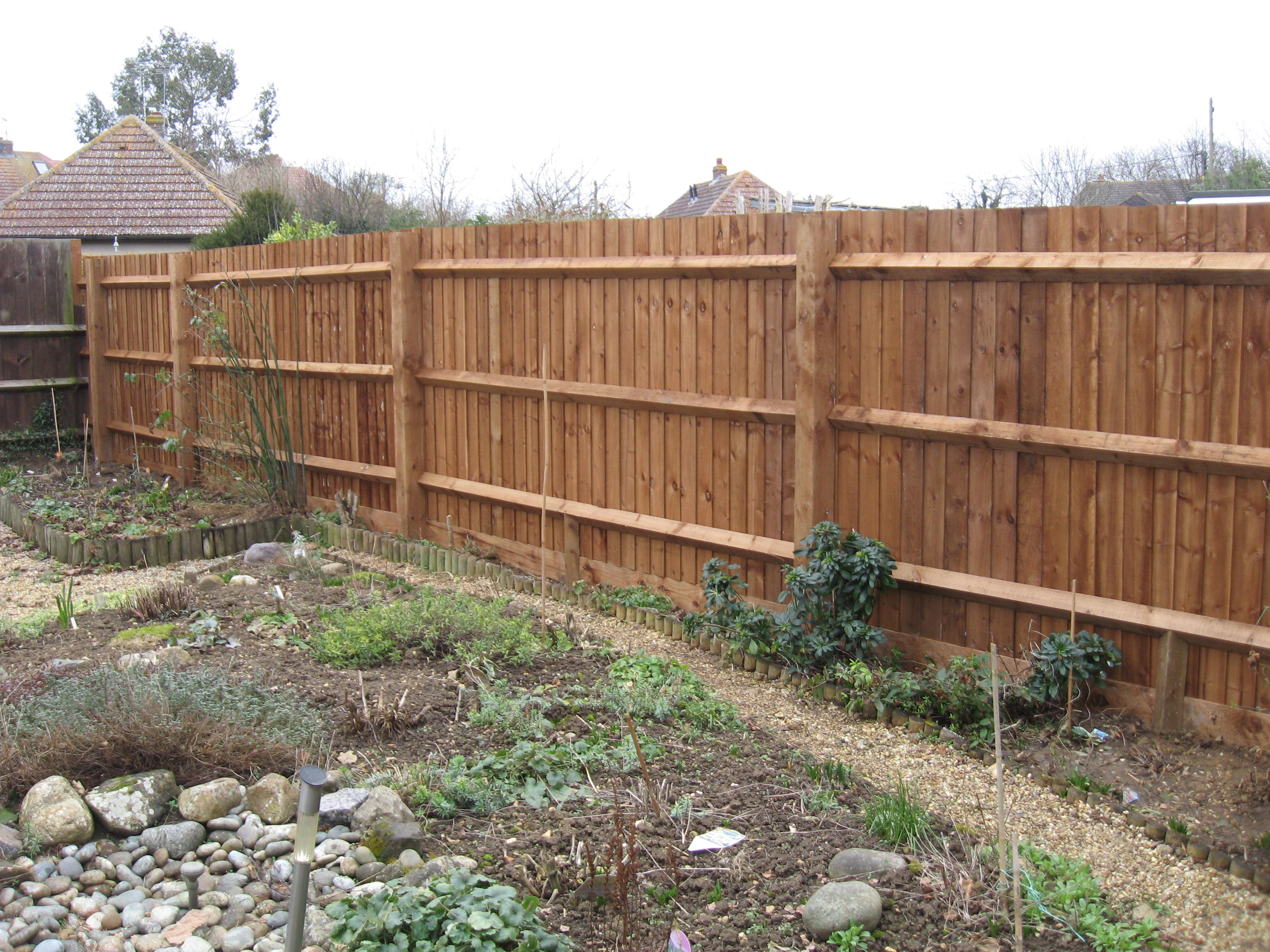 Ft timber mortise post heathrow fencing